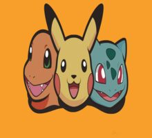 Pokemon Faces by SwaggyP
