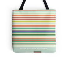 Chemical Composition of the Human Body Tote Bag
