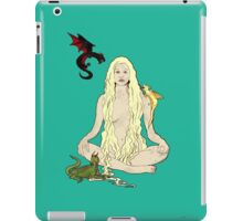 Mother of the Dragon iPad Case/Skin