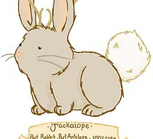 Jackalope by HollieBallard