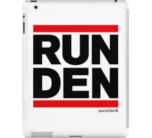 Run Denver DEN (v1) iPad Case/Skin