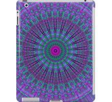 Purple Inspire mandala  iPad Case/Skin