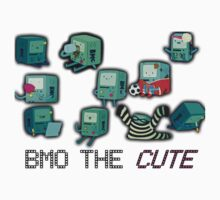 BMO the cute by SociallyAwkward