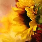 *Sunflowers Impression Painting* by DeeZ (D L Honeycutt)