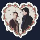 HEARTED JOHNLOCK by thescudders