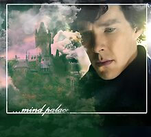 Sherlock Mind Palace by Olivia Lu