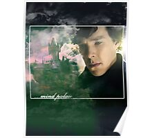 Sherlock Mind Palace Poster