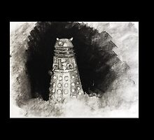 Dalek case by Zduke2082