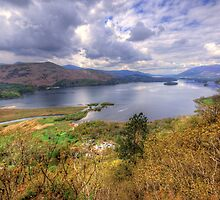 Derwentwater by English Landscape Prints