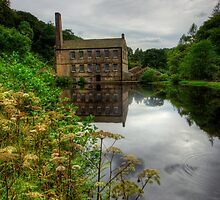 Gibsons Mill by English Landscape Prints
