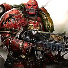 Blood Angel by FailedDEATH666