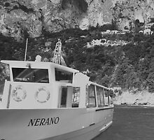 The Nerano, Capri (Long) by SpaceDonutInc