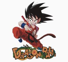 Dragon Ball Goku (Logo) by falcon333