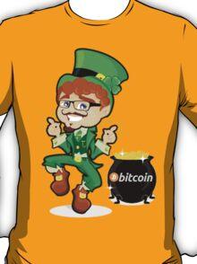 Bitcoin Leprechaun T-Shirt