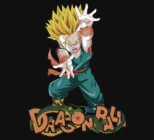 Dragon Ball Trunks (Logo) by falcon333