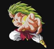 Dragon Ball Broly (no Logo) by falcon333