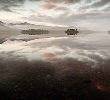Derwentwater - Cumbria by David Lewins