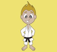 Karate kid cartoon Kids Clothes