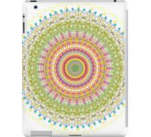 Bright Blessings Mandala  iPad Case/Skin