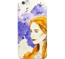 Her wind iPhone Case/Skin