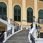 Schonbrunn palace - Vienna - Austria by Arie Koene