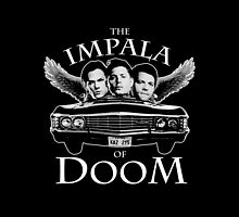 Impala of Doom by markusian