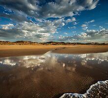 Suspended Shoreline by Mieke Boynton