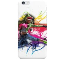 Dancer Urban Rainbow iPhone Case/Skin