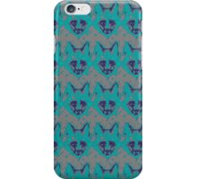 Foxes Faces iPhone Case/Skin
