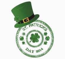 St. Patrick's Day 2014 T-Shirts & Hoodies by seazerka