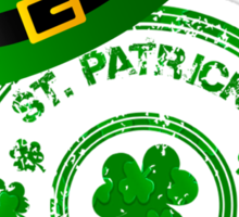 St. Patrick's Day 2014 T-Shirts & Hoodies Sticker