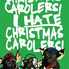 Gremlins alternative Christmas card by Socialfabrik