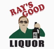 Rays Good Liquor by straightupdzign