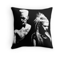 Die Antwoord Throw Pillow