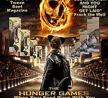 The Hunger Games Parody  by Hadam10Rose