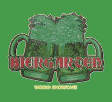 BIERGARTEN! T-Shirt