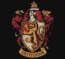 Harry potter Gryffindor team Shield by ThreeSecond DesignandArt