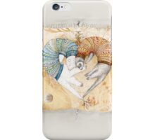 Love Sleep II iPhone Case/Skin
