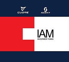 IAM Cycling - 2014 Kit by Total-Cult