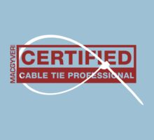 Certified Cable Tie Professional by squidgun