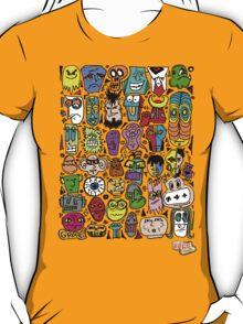 CRAZY DOODLE 2 T-Shirt