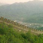 Great Wall of China by Sara Hargis
