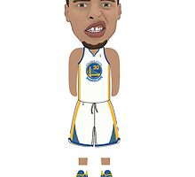Stephen Curry GSW by mitchellm716