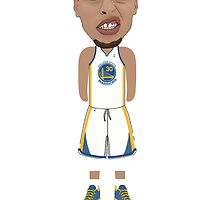 Stephen Curry GSW - With Phrase by mitchellm716