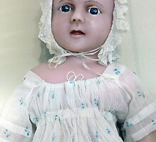 Vintage Baby Doll Collectable Rare Antique Toy by ARTificiaLondon