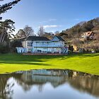 Ventnor Cricket Club by manateevoyager
