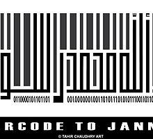 Barcode to Jannah by TCart