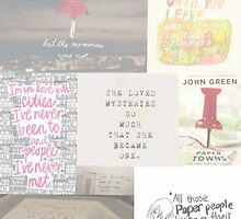 Paper Towns Collage by SamDixon5