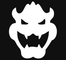 Bowser Silhouette by karentdq