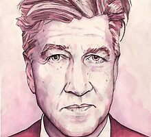 David Lynch - Dune - Twin Peaks - The Elephant Man - Blue Velvet by James Ferguson - Darkinc1